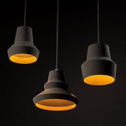 Lampen der Zandi No.44 Kollektion von Het Lichtlab