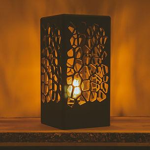 Beta Lampe Voronoi Kollektion Carlos del Castillo und Sandhelden