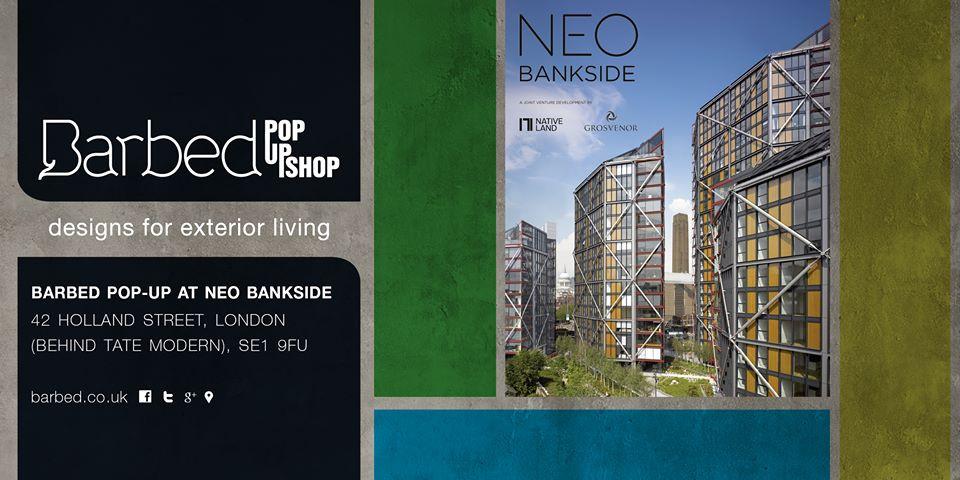 NEO Bankside Invitation