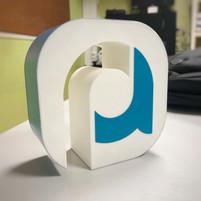Logo 3D pour AllPrints