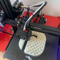 Impression logo 3D pour Allprints