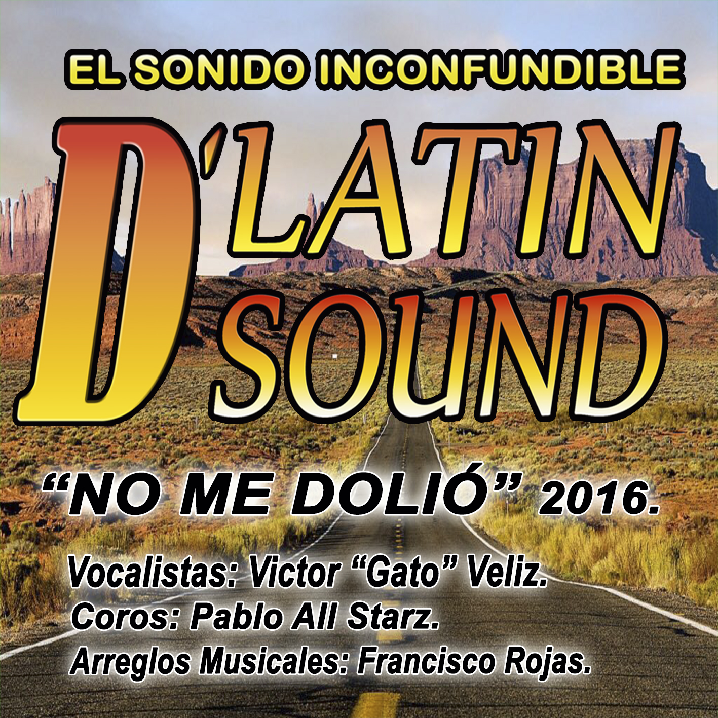 DLATIN SOUND  NO ME DOLIO 2016