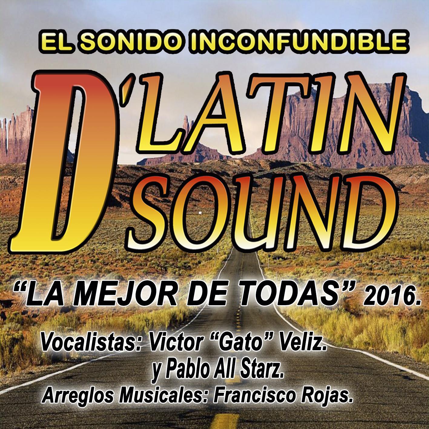 DLATIN SOUND LA MEJOR DE TODAS