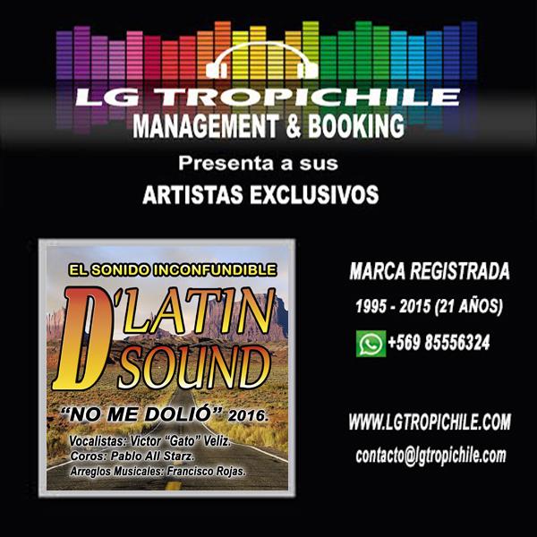 DLS 2016 Artistas Exclusivos No me Dolio