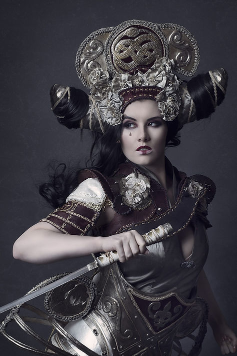 World of Wearable Art Finalist 2016 - Weta Workshop Cosume and Film. Charlotte Kelleher NZ