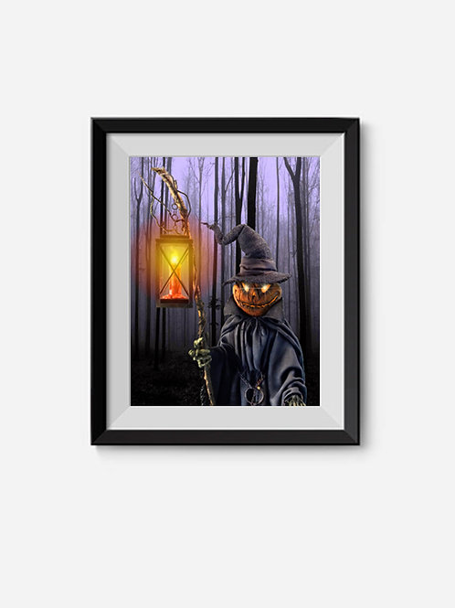 The Watcher  (giclée print)