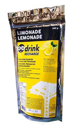 OB Drink Recharge - Limonade / Lemonade