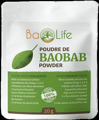 Pulpe De baobab - Voyage