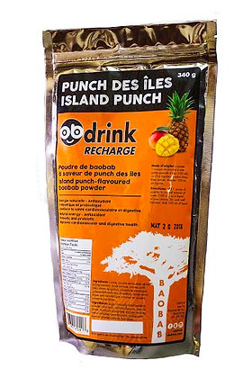 OB Drink Recharge Punch des Îles / Island Punch