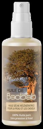 Huile de Baobab Bio / Organic Baobab oil