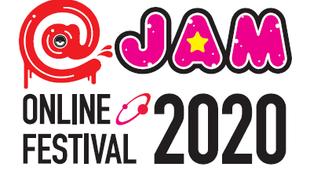 @JAM ONLINE FESTIVAL 2020出演決定!