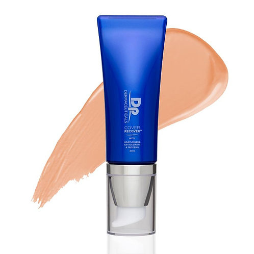 Cover recover SPF tinted foundation - Sheer