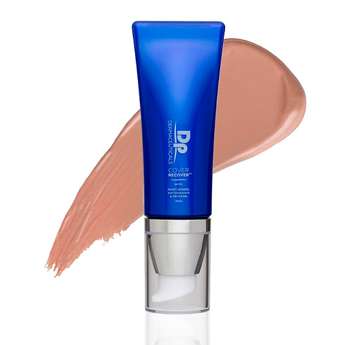 Cover recover SPF tinted foundation - Tawny