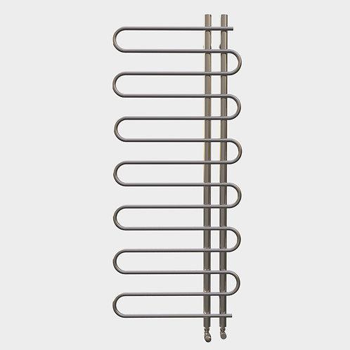 Tiberis (1400mm x 650mm) Stainless Steel
