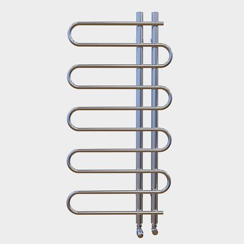 Tiberis (1000mm x 500mm) Stainless Steel