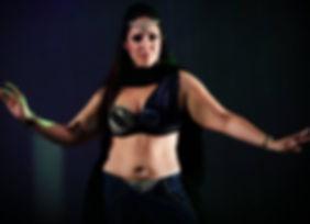 Δασκάλα Oriental , Belly Dancer