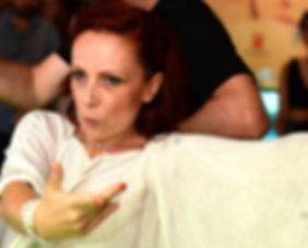 Δασκάλα Χορού Latin Ballroom