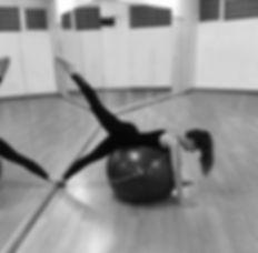 Δασκάλα Pilates