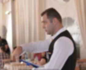 Εξεταστής Latin Ballroom DVIDA