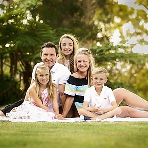 Kelley Family Portrait