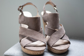 Dolce Vita Suede Wedge Heels | Kaitlynn Stone Plato's Closet Summer Haul