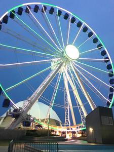 Chicago's Navy Pier Ferris Wheel