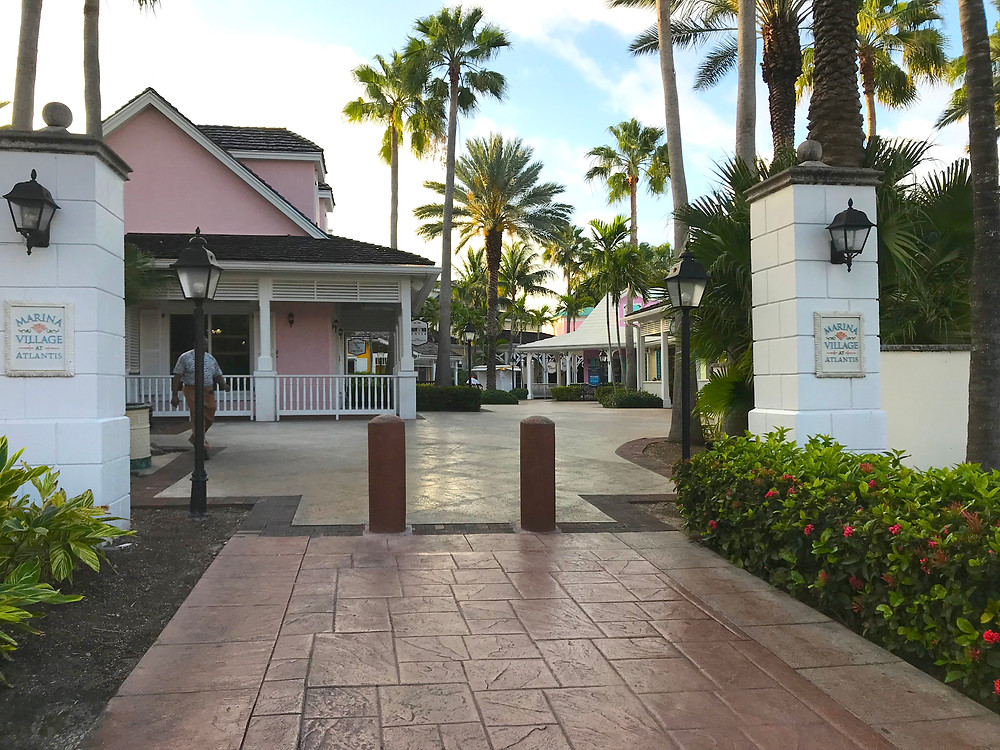 Marina Village on Paradise Island, Bahamas, just moments away from Atlantis Resort
