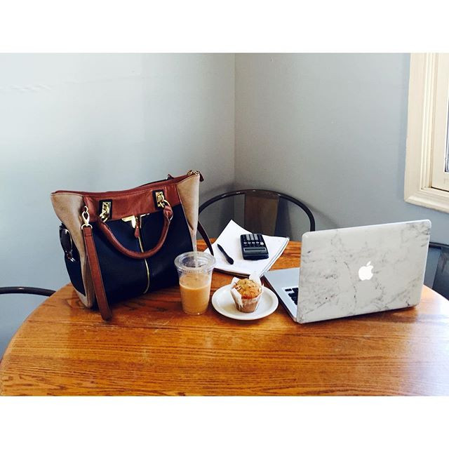 Studying for the Real Estate Licensing Course at King Street Coffee Kaitlynn Stone Blog