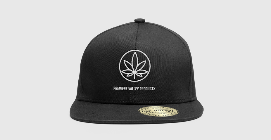 Premiere Valley Products Logo Design by Kaitlynn Stone