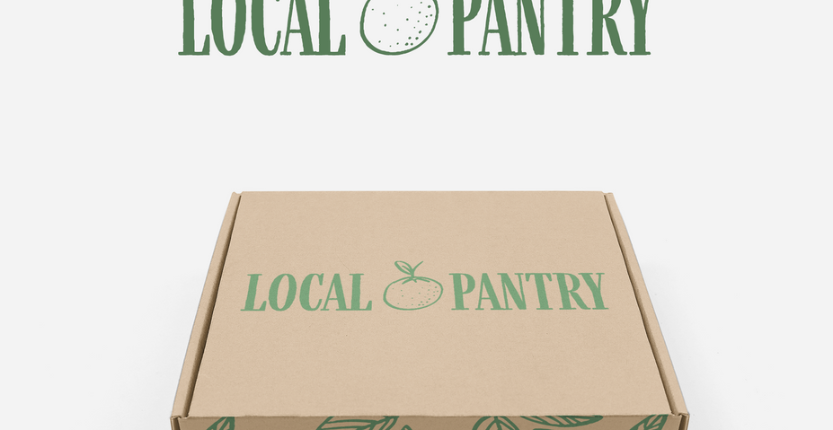 Local Pantry Logo & Product Design by Kaitlynn Stone