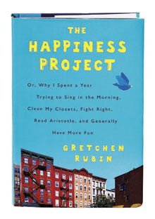 The Happiness Project by Gretchen Rubin Book