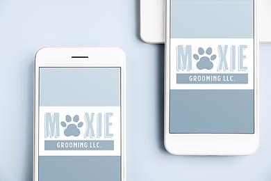 Moxie Grooming Logo Design.png