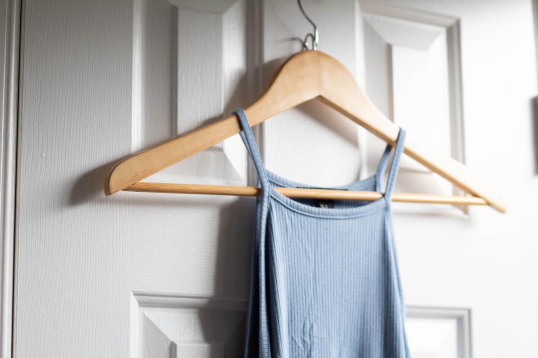 Forever 21 Ribbed Jersey Dress | Kaitlynn Stone Plato's Closet Summer Haul
