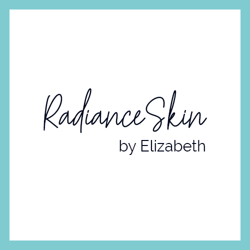 Radiance Skin by Elizabeth Logo Design Kaitlynn Stone Branding