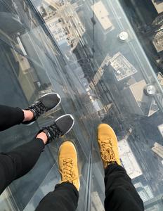 Kaitlynn Stone Blog Skydeck Willis Tower Experience Chicago