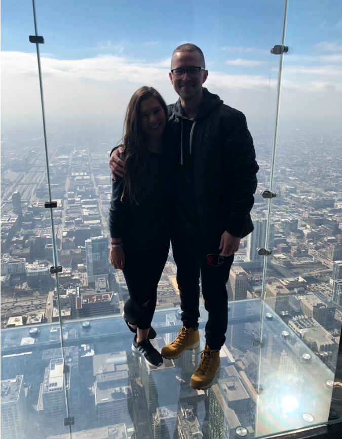 Kaitlynn Stone Blog Skydeck Willis Tower Experience Chicago