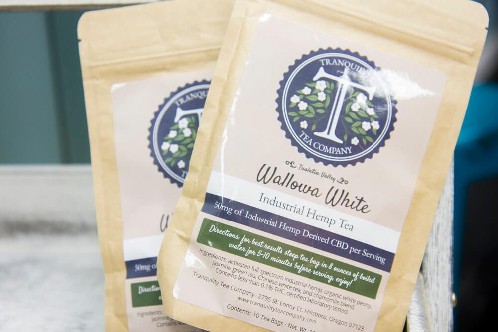 Tranquility Tea Company Hemp CBD Tea Review