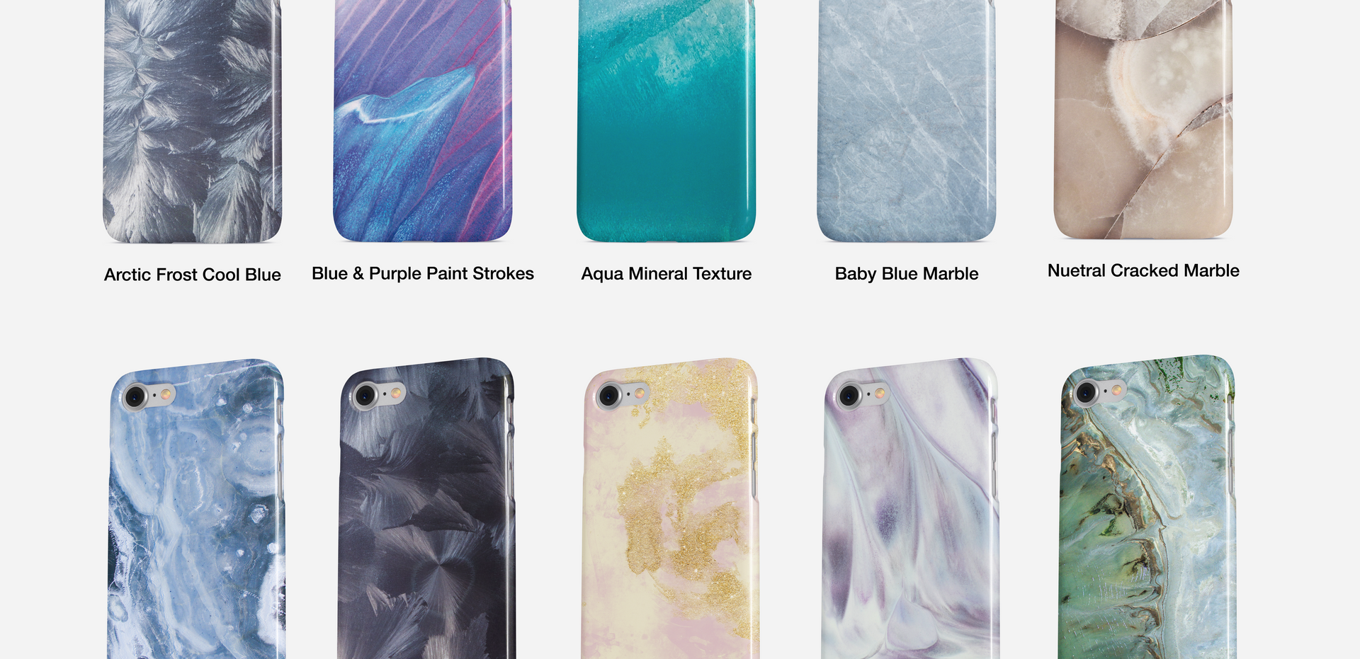Amazon Phone Case Distributor Product Designs by Kaitlynn Stone