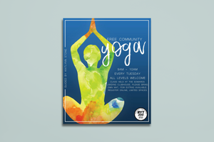 Kaitlynn Stone Free Community Yoga Classes