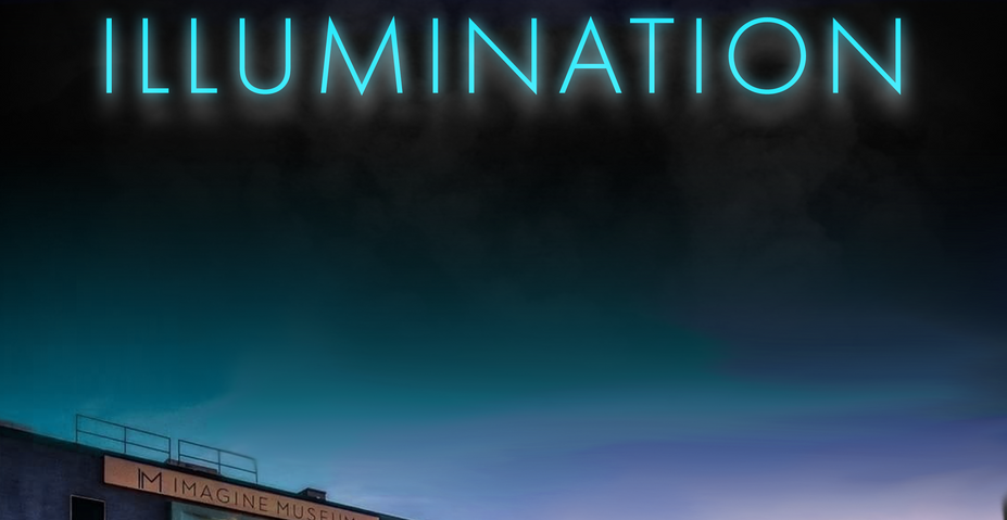 Illumination Event Ad Design by Kaitlynn Stone