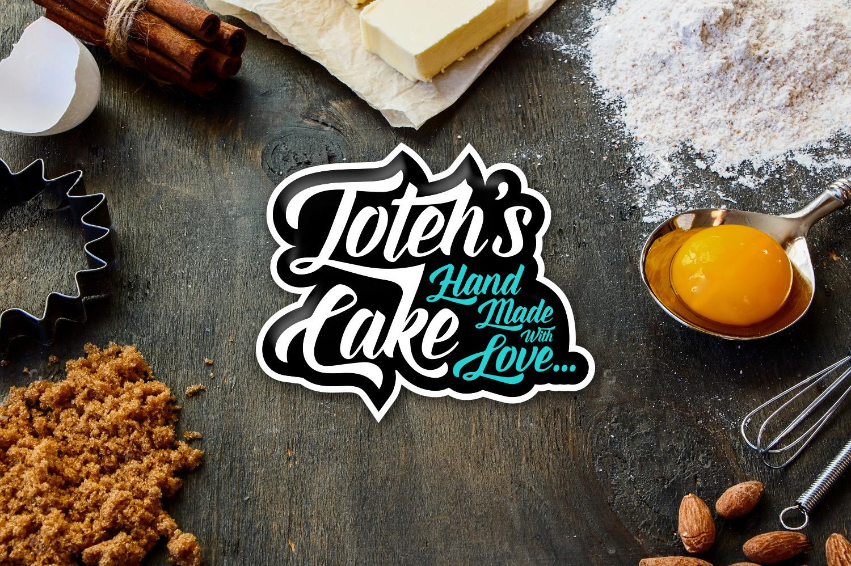 Toteh Cake logo