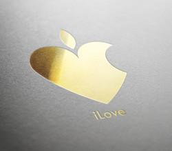 iLove logo