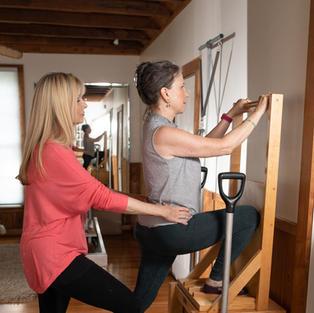 Improved posture and balance