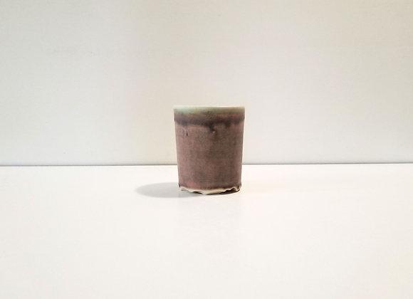 Ikebana Bud Vase #206,   7.5 x 8.5cm (by Sue McFarland)