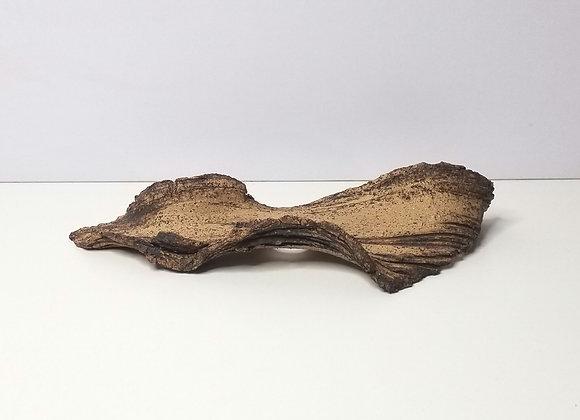 Bark Slab #278, 29 x 11 x 1.5-5cm (by Tracey Francis)