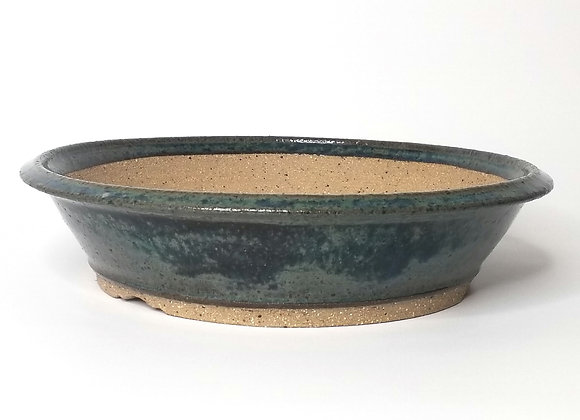 Round Container #449, 28.5 x 7cm, (by Tracey Francis)