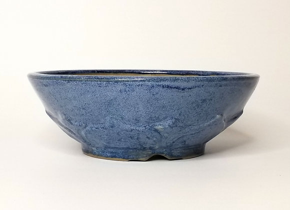 Round Container #450, 20 x 7.3cm, (by Tracey Francis)