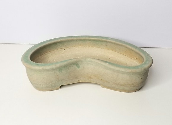 Freeform container #335, 21 x 10 x 5cm (by Sue McFarland)