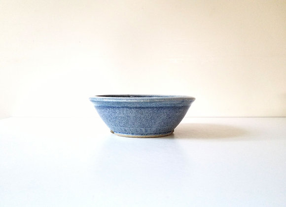 Round Container #186,  20 x 7cm (by Sue McFarland)