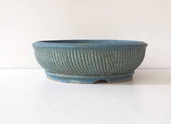 Round Container #49, 20.5 x 6.5cm (by Tracey Francis)